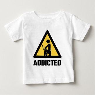 Addicted Baby T-Shirt