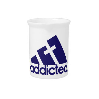 Addicted Beverage Pitcher