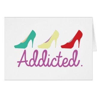 Addicted Card