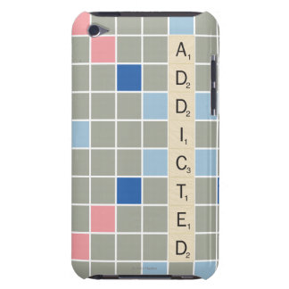 Addicted Barely There iPod Case