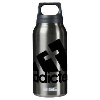 Addicted Insulated Water Bottle