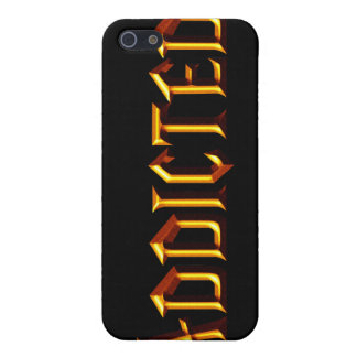 Addicted iPhone 5 Covers