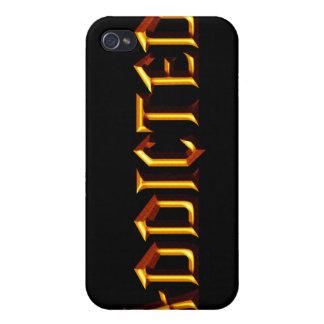 Addicted iPhone 4 Case