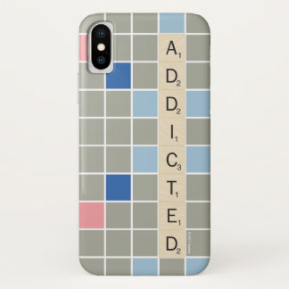 Addicted iPhone X Case