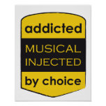 addicted - musical injected - by choice plaat
