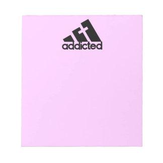 Addicted Notepad
