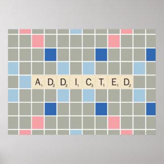 Addicted Print