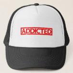 Addicted Stamp Trucker Hat