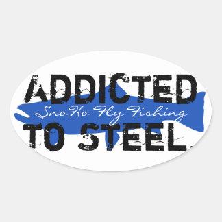 Addicted Sticker