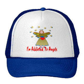 Addicted To Angels Hats