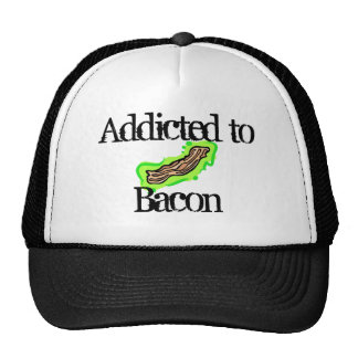Addicted to Bacon Trucker Hat