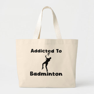 Addicted To Badminton Bags