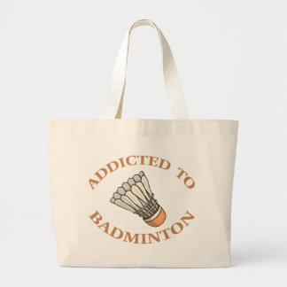 Addicted To Badminton Bag