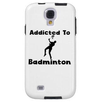 Addicted To Badminton Galaxy S4 Case
