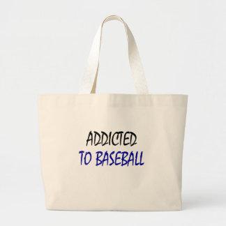 Addicted To Baseball Bags