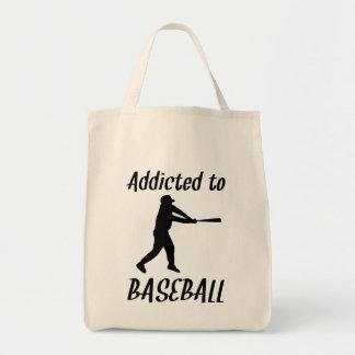Addicted To Baseball Bag