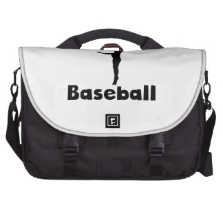 Addicted To Baseball Commuter Bags