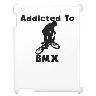 Addicted To BMX Cover For The iPad