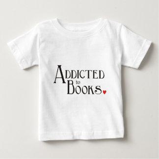 Addicted to Books Shirt