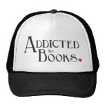 Addicted to Books Trucker Hat