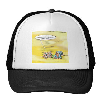 Addicted To Coffee By Londons Times Cartoons Trucker Hat