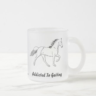 Addicted To Gaiting Mug