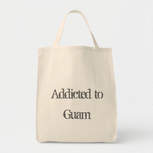 Addicted to Guam Tote Bag