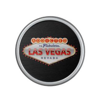 Addicted to Las Vegas, Nevada Funny Sign Bluetooth Speaker