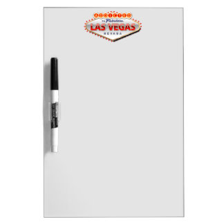 Addicted to Las Vegas, Nevada Funny Sign Dry-Erase Board
