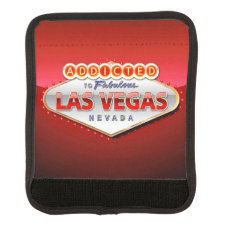 Addicted to Las Vegas, Nevada Funny Sign Handle Wrap