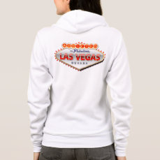 Addicted to Las Vegas, Nevada Funny Sign Hoodie