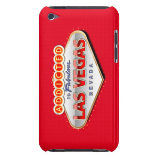 Addicted to Las Vegas, Nevada Funny Sign iPod Touch Case-Mate Case