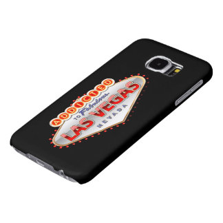 Addicted to Las Vegas, Nevada Funny Sign Samsung Galaxy S6 Case