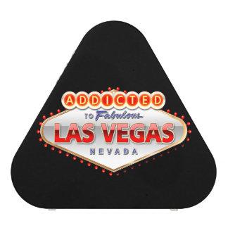 Addicted to Las Vegas, Nevada Funny Sign Speaker