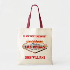 Addicted to Las Vegas, Nevada Funny Sign Tote Bag