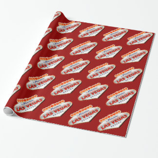 Addicted to Las Vegas, Nevada Funny Sign Wrapping Paper