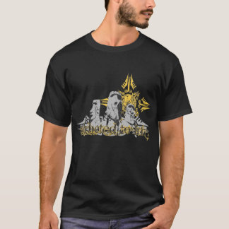 Addicted To Life - Easter Island T-Shirt
