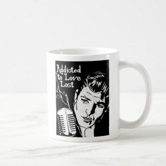 Addicted to Love Lost Classic White Coffee Mug