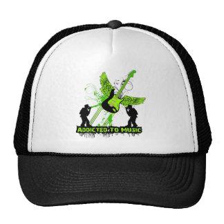 Addicted To Music Hat
