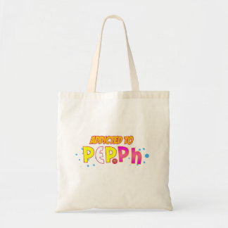 """""""Addicted to PEP"""" Tote Tote Bags"""