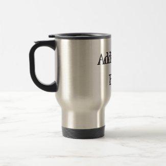 Addicted to Peru mug