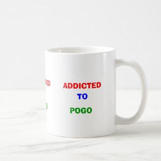 Addicted To POGO Coffee Mug