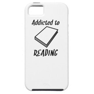 Addicted To Reading iPhone 5 Cover