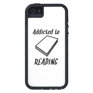 Addicted To Reading Case For iPhone 5