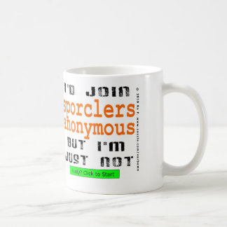 Addicted to sporcle? sporclers anonymous Mug