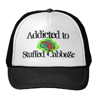 Addicted to Stuffed Cabbage Trucker Hat