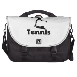 Addicted To Tennis Laptop Bags