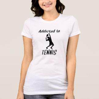 Addicted To Tennis Tshirt