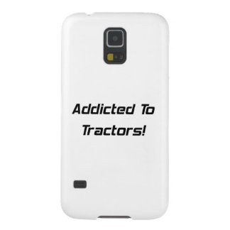 Addicted To Tractor Tractor Gifts Case For Galaxy S5
