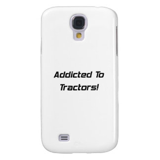 Addicted To Tractor Tractor Gifts Samsung Galaxy S4 Case